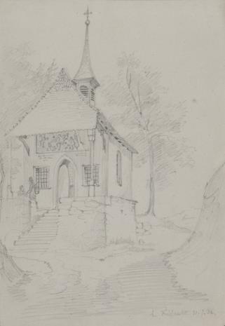 Albert Emil Kirchner, Kościół w okolicy Küssneucht