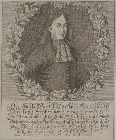 nieznany, Johann Christoph Zirowski