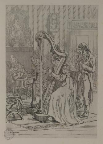 V.  Niederkorn, Koncert