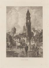 Budziszyn - fragment miasta