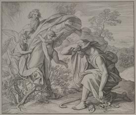 Bóg rozkazuje Mojżeszowi wyprowadzić Izraelitów z Egiptu