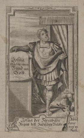 nieznany, Prorok Josua