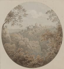 Zamek w Książnie