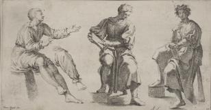 Studia trzech postaci