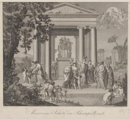 Świątynia Minerwy opiekunki sztuki teatralnej