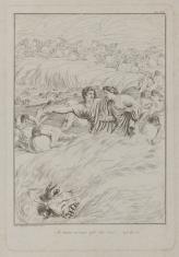 Ilustracja do Boskiej Komedii Dante'a Alighieriego