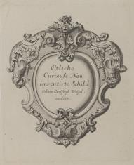 Karta tytułowa do serii wzorów ornament.