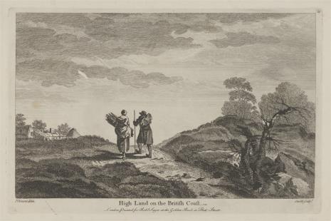 Samuel Smith, Krajobraz wybrzeża Anglii