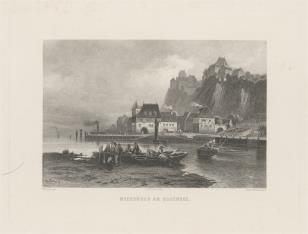 Meersburg nad Jeziorem Bodeńskim