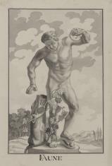 Statua Fauna