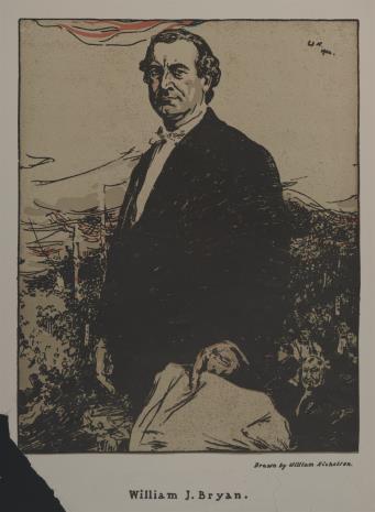 William sir Nicholson, William J. Bryan