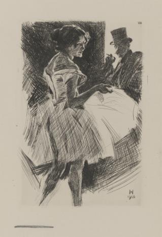 Henry Wolf, Baletnica