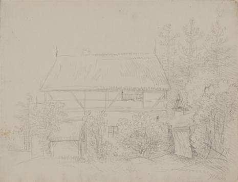 Friedrich Christian Klass, Dom wiejski