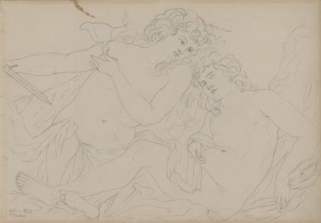 August von Wille, Judyta i Holofernes
