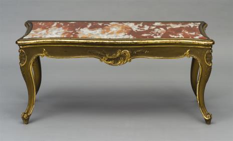 nieznany, Konsolka w stylu Ludwika XV