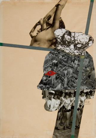 Kazimierz Podsadecki, Miss Ameryka, z cyklu: A to projekt mój tygodnika ilustrowanego