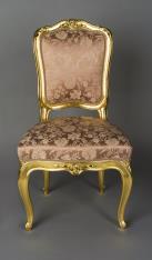 Krzesło w stylu Ludwika XV