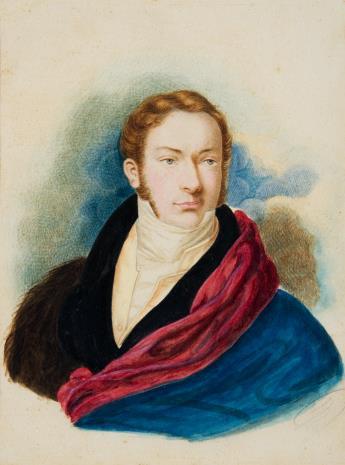 Józef Guranowski, Portret mężczyzny