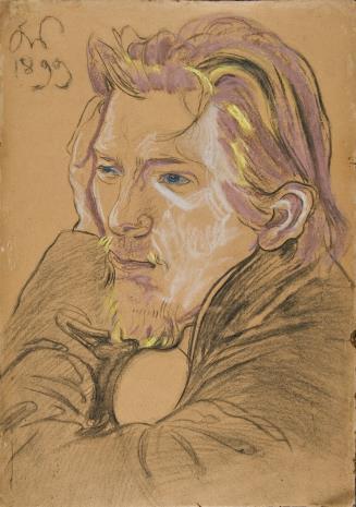 Stanisław Wyspiański, Portret Stanisława Sierosławskiego