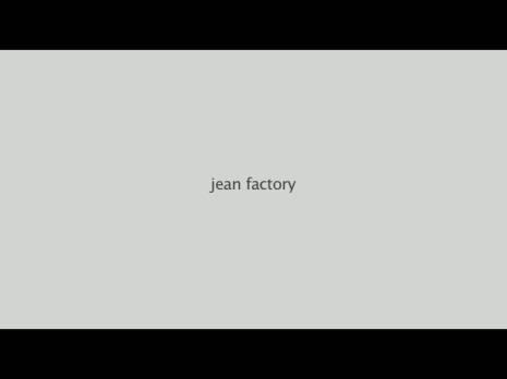 Ali  Kazma, Fabryka dżinsów