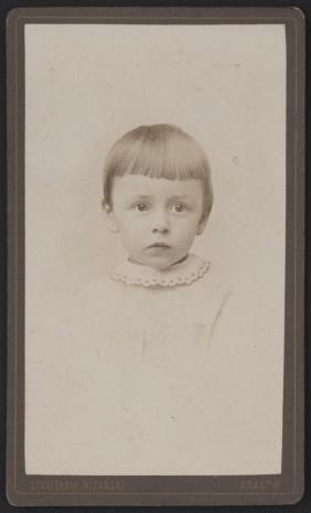 Stanisław Bizański, Portret dziecka