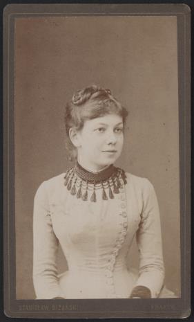 Stanisław Bizański, Portret kobiety
