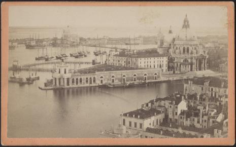 nieznany, Widok Wenecji I