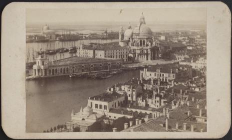 nieznany, Widok Wenecji II
