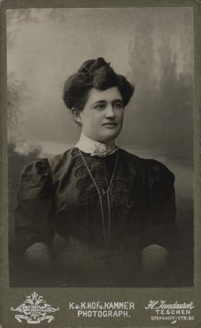 Heinrich Jandaurek, Portret kobiety