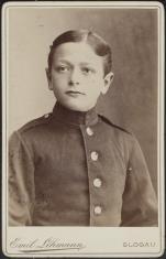 Portret chłopca, Heinricha von Aulock