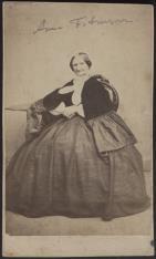 Portret kobiety Anna Fitusowa