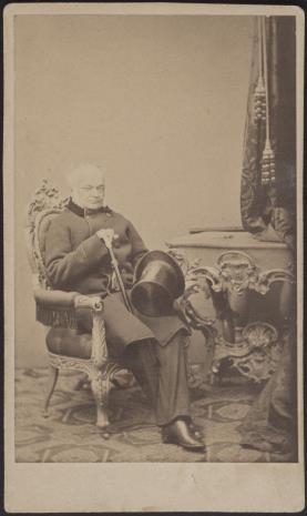 A. de  Świeykowski, Portret mężczyzny