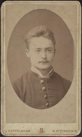 Julian Koppelmann, Portret mężczyzny