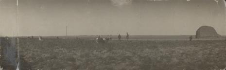 nieznany, Scena w polu