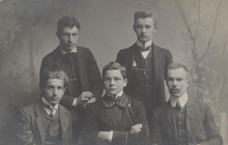 Frydrychs K., Portret grupowy
