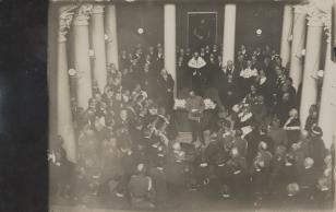 Józef Piłsudski w Uniwersytecie im. Stefana Batorego w Wilnie