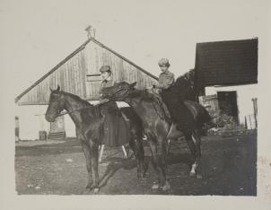 Kobiety na koniach