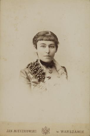 Jan Mieczkowski, Portret kobiety