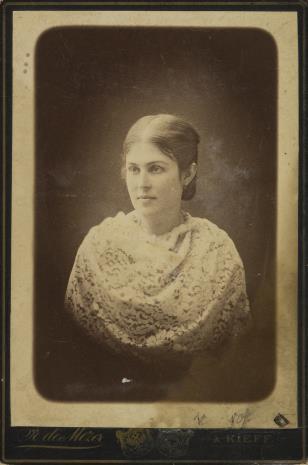Franciszek de Mezer, Portret kobiety