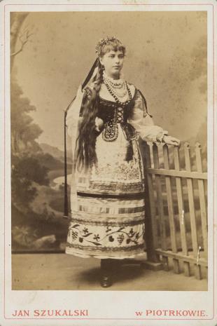 Jan Szukalski, Portret kobiety