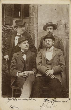 nieznany, Portret grupowy
