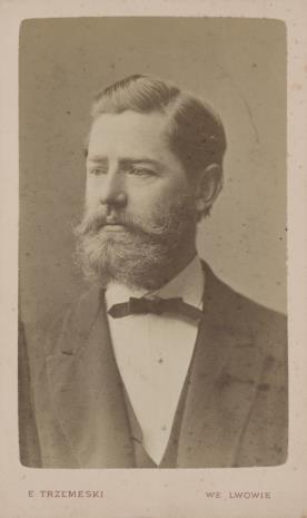 Edward Ignacy Trzemeski, Portret mężczyzny
