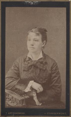 Tadeusz Artychowski, Portret kobiety