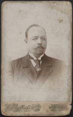 Portret mężczyzny (Bagnowski)