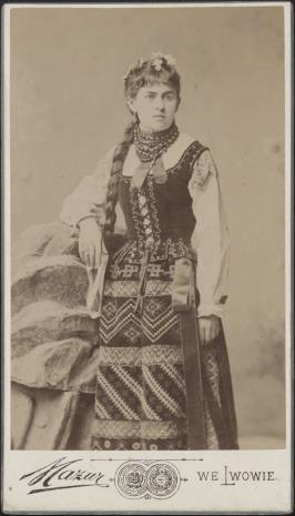 Dawid Mazur, Portret kobiety