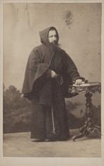 Portret zakonnika - ojciec Max