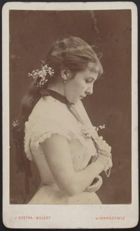Julian Kostka, Portret kobiety