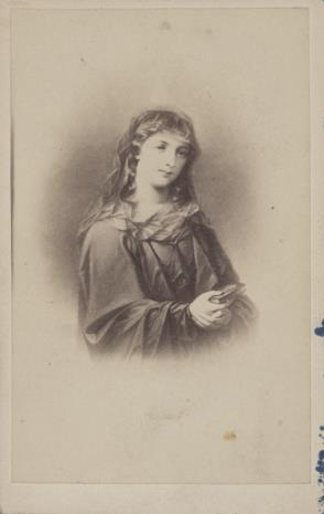 Karol Beyer, Portret kobiety