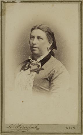 Leo Rosenbach, Portret kobiety