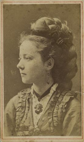 Awit Szubert, Portret kobiety